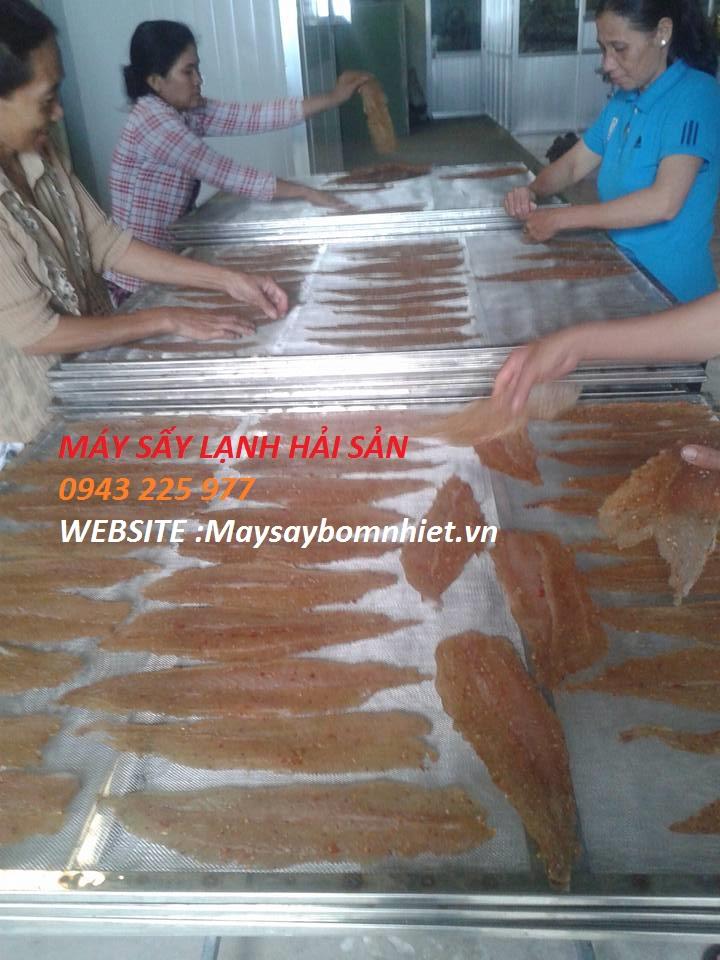 Bảng giá máy sấy cá khô