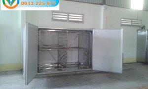 Giới thiệu máy sấy lạnh thực phẩm