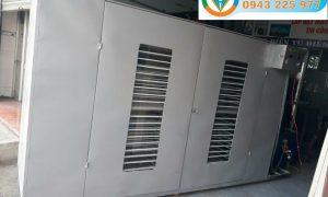 Máy sấy lạnh công nghiệp MS 0306 HP
