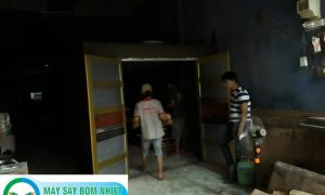Lắp đặt máy sấy gỗ tại Tiền Giang