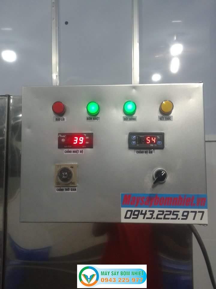 Máy sấy bơm nhiệt MS 120