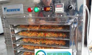 Máy sấy thực phẩm mini Ms 20
