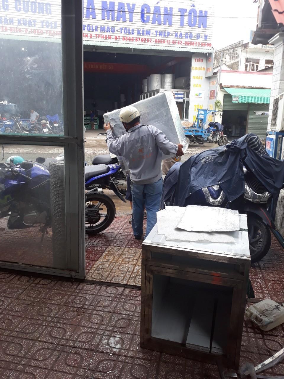 Cung cấp máy sấy cá Trà Vinh - Máy sấy kenview