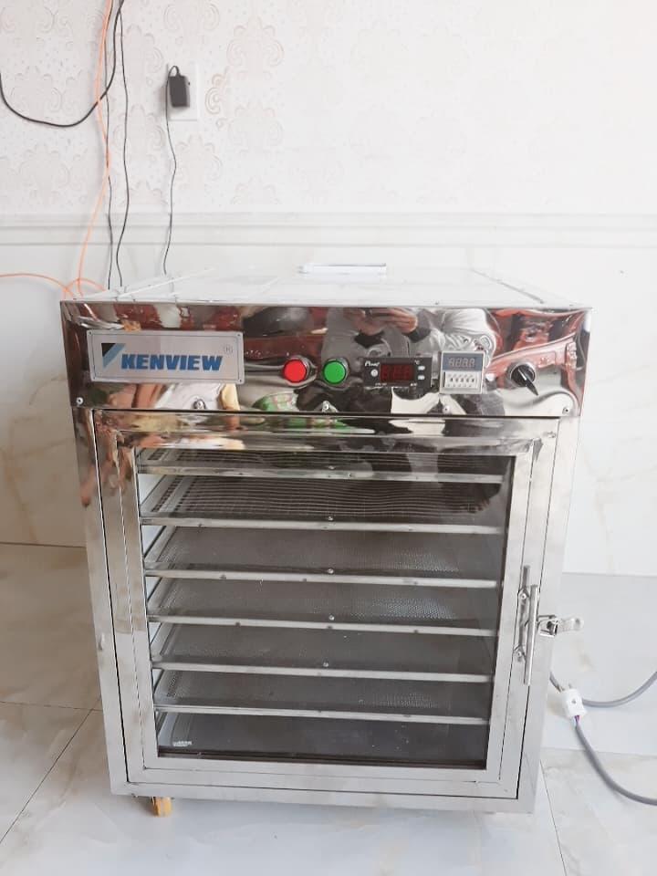Cung cấp máy sấy tôm khô Quận 8 - Máy sấy kenview