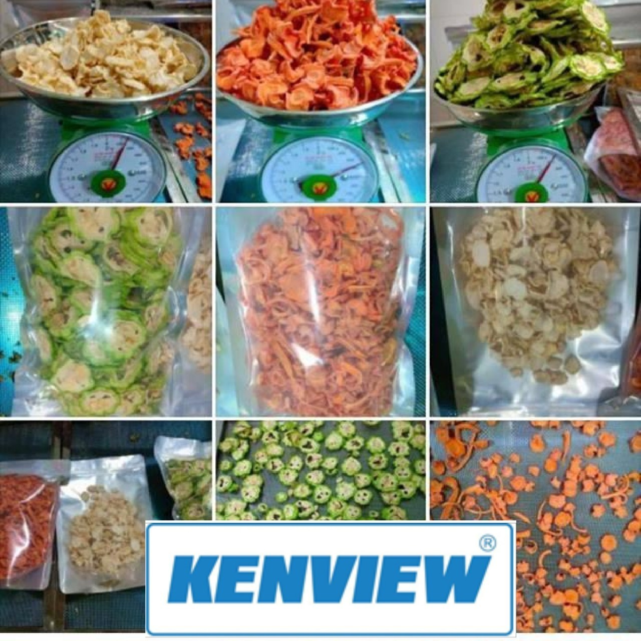 Cung cấp máy sấy nông sản ở Bình Thạnh - Máy sấy kenview