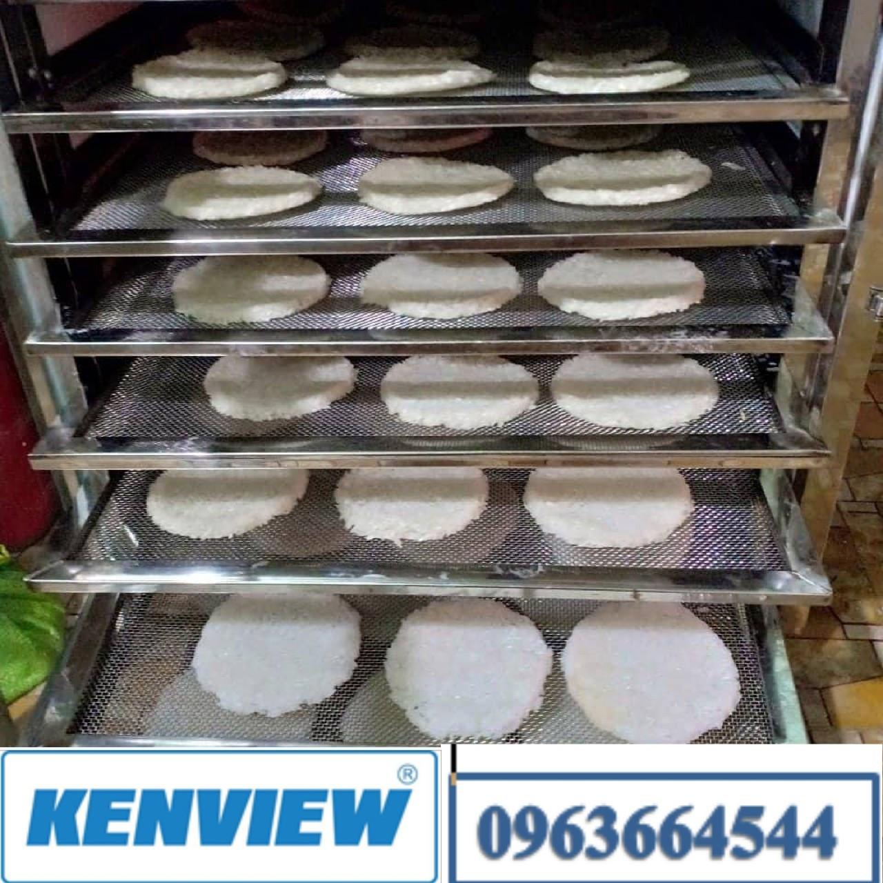 Kenview cung cấp máy sấy mứt Đồng Tháp - Máy sấy thực phẩm đa năng