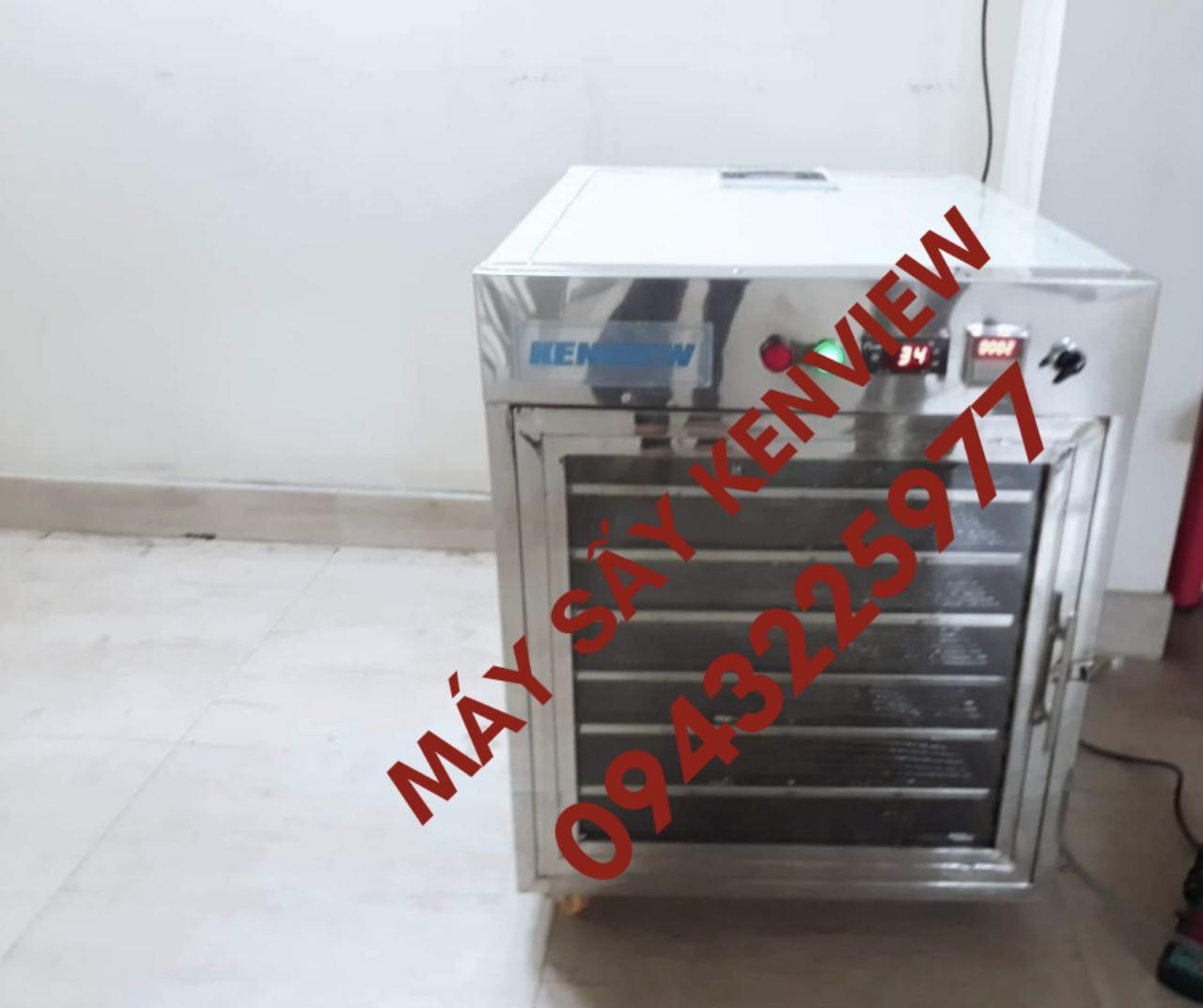 Máy sấy MS 20 (Sấy được 10 – 20 ký sản phẩm tươi)