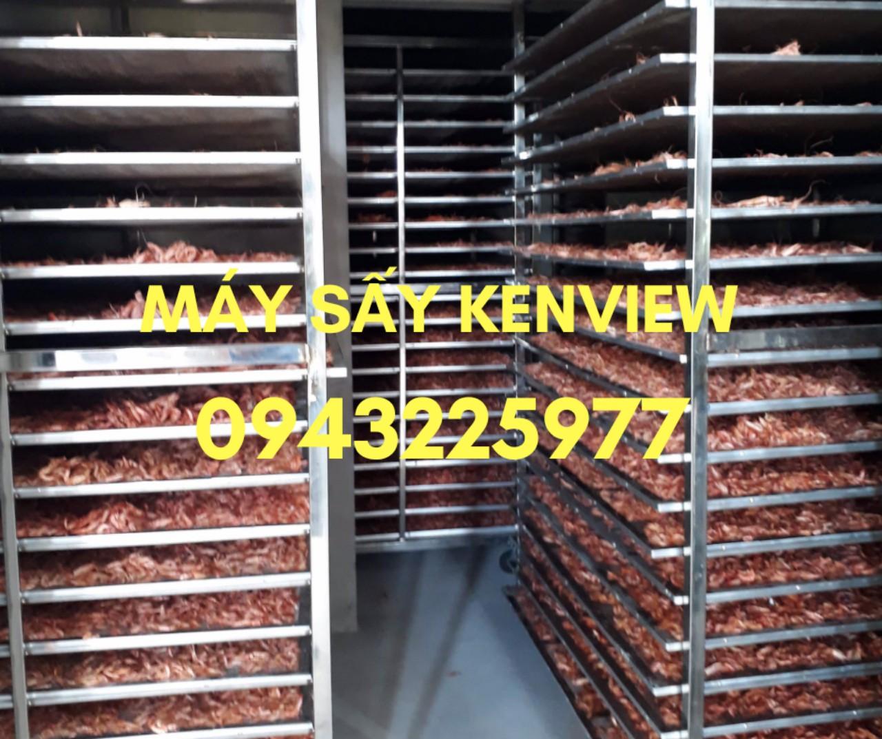 Máy sấy thực phẩm công nghiệp kenview