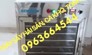 Máy sấy cá khô giá rẻ, máy sấy hải sản khô 0963664544