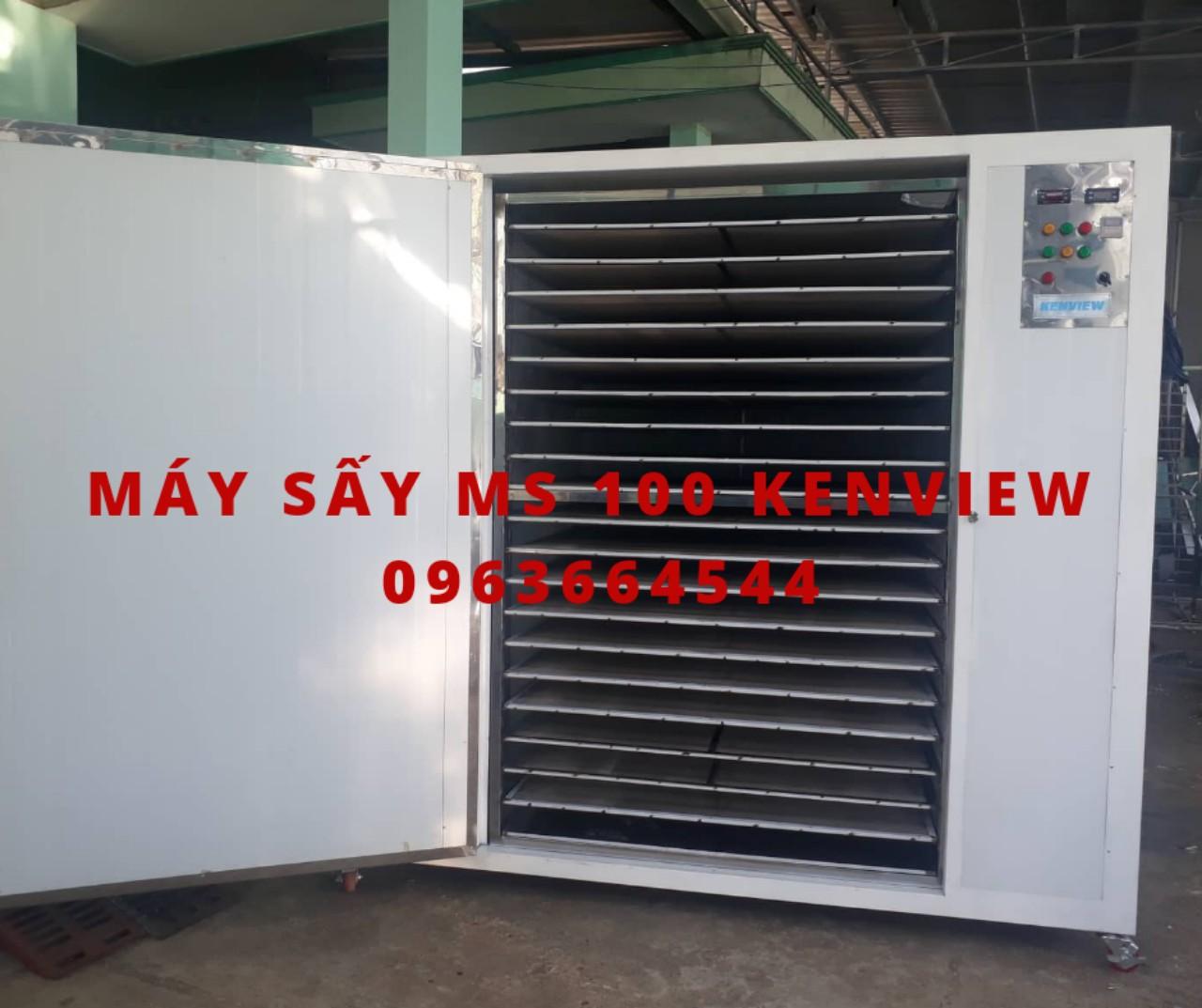 Kenview cung cấp máy sấy chuối ở Kon Tum - Máy sấy trái cây