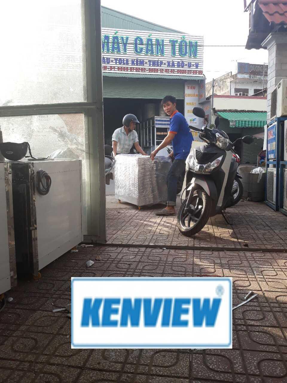 Cung cấp máy sấy cho cơ sở phân phối thức ăn thủy sản tại Nam Định