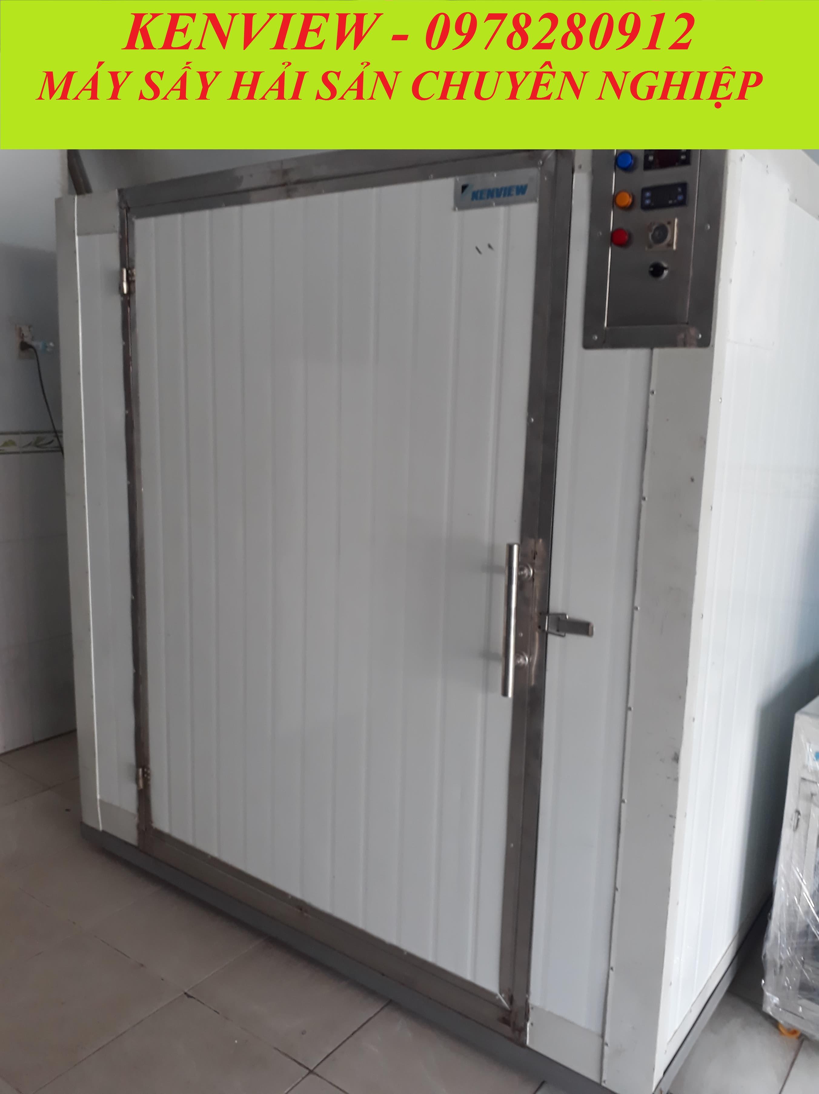 Cung cấp máy sấy cá khô, máy sấy tôm khô tại Cà mau.