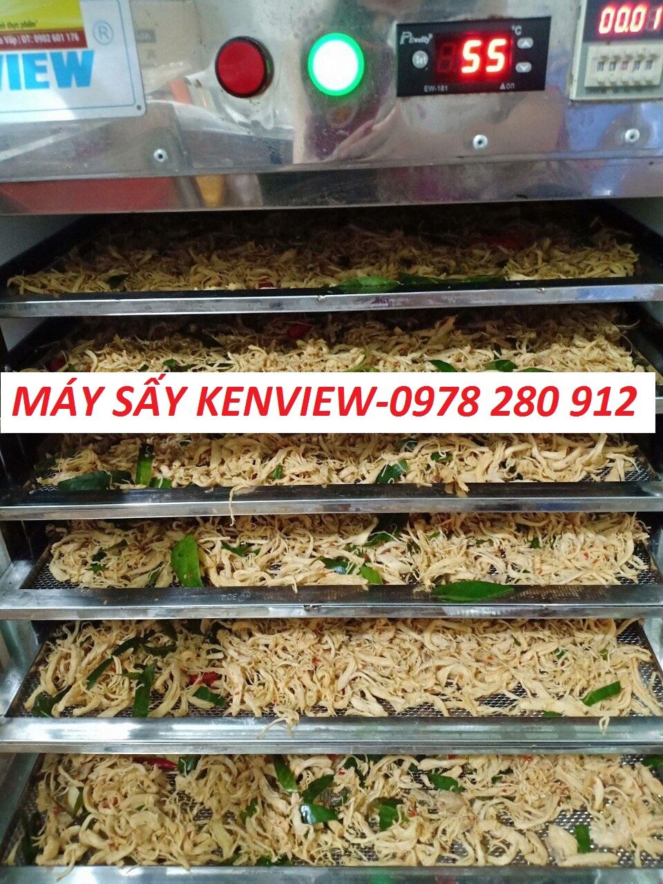 Cung cấp máy sấy khô gà, sấy trái cây tại Gia Lai-0978280912
