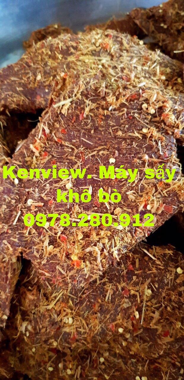 Cung cấp máy sấy khô bò tại Bình Dương-Máy sấy Kenview.0978.280.912