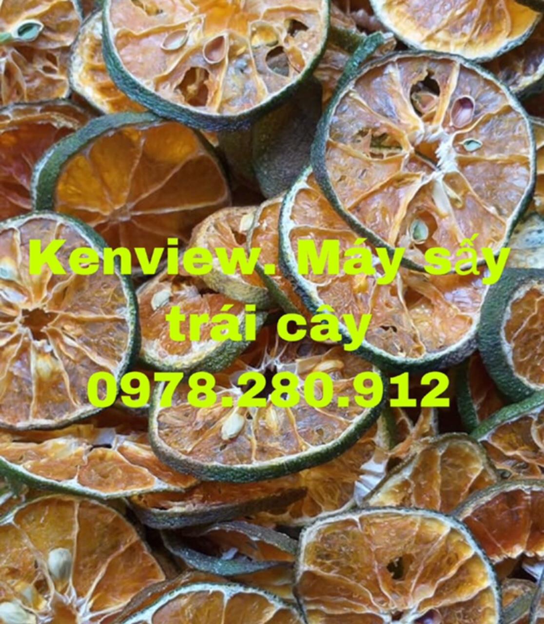 Máy sấy Kenview. Máy sấy hoa quả, trái cây chính hãng tại TP.HCM.0978.280.912