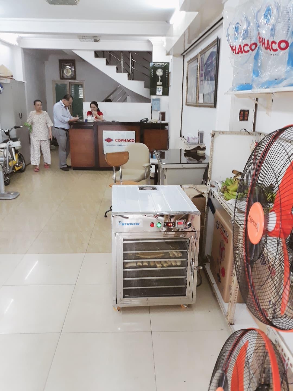 Kenview Cung cấp máy sấy cá Chị Diệp ở Bà Rịa Vũng Tàu.