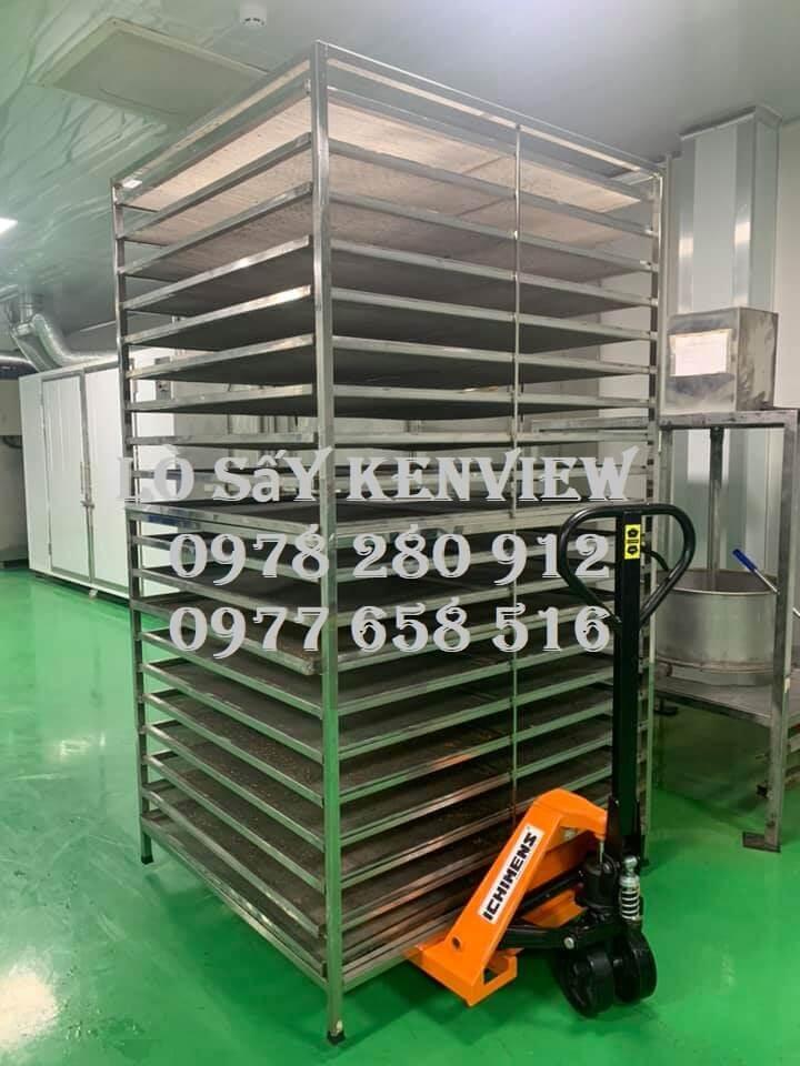 Lò sấy muối ớt Kenview tại TP.HCM