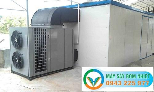 Ứng dụng của Máy sấy lạnh bơm nhiệt dùng cho sấy