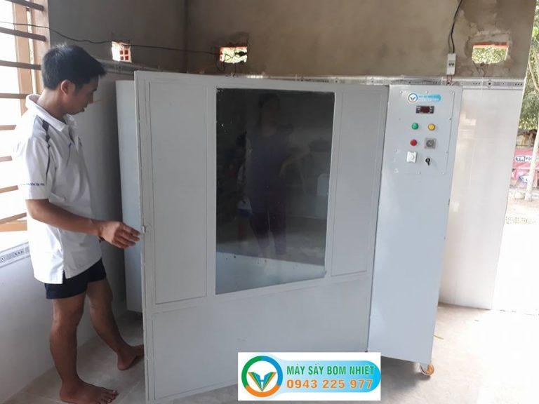 Lắp đặt máy sấy cá khô tại Tây Ninh