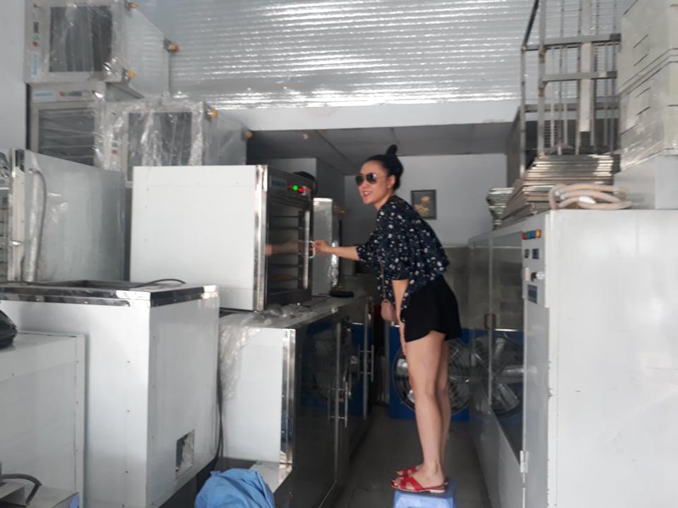 Cung cấp máy sấy trái cây kenview – Phan Rang