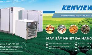 Máy sấy nông sản, dược liệu- Các loại máy sấy nông sản, dược liệu gia đình và công nghiệp