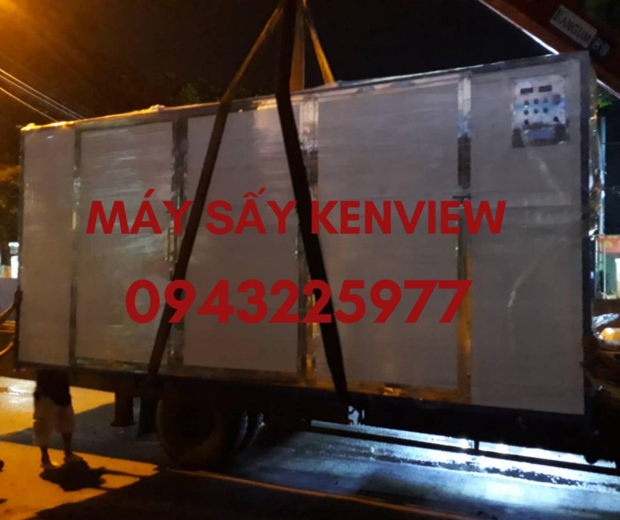 MÁY SẤY MS 500 ( Sấy được 500 – 1 tấn sản phẩm tươi)