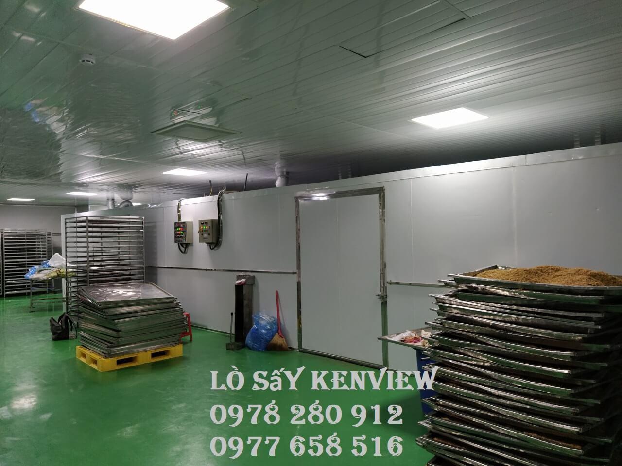 Lò sấy Kenview Ms1000