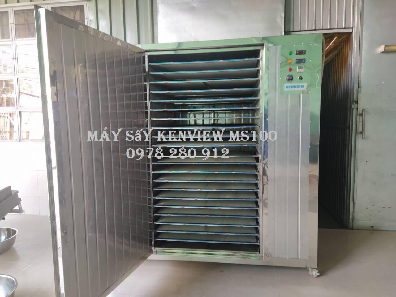 Máy sấy công nghiệp Kenview Ms100
