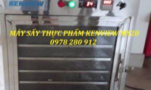Kenview cung cấp máy sấy đa năng sấy hoa quả thực phẩm tại Phú Yên.