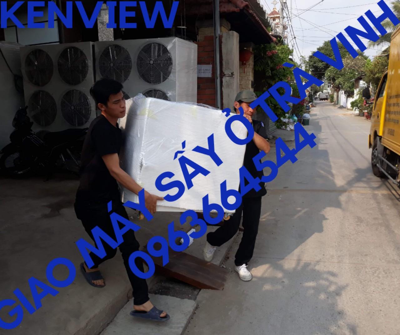 Kenview cung cấp máy sấy tôm khô, cá khô, hải sản ở Trà Vinh 0963664544