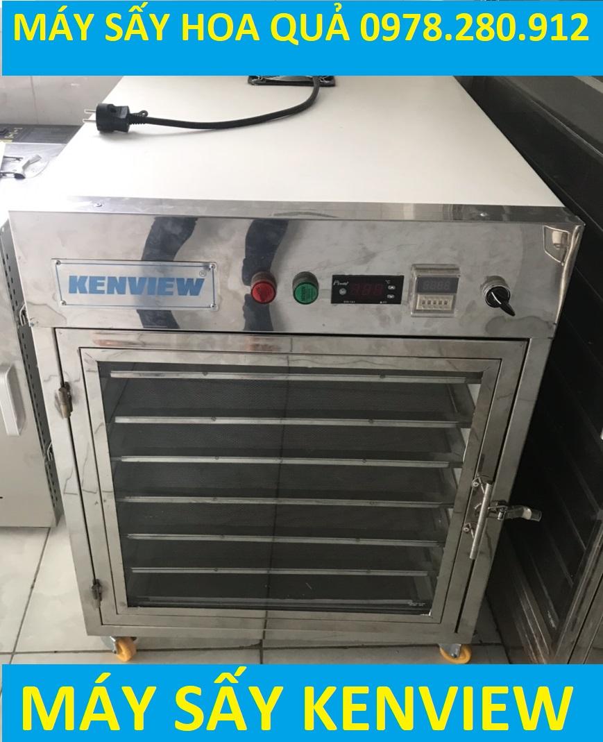 Kenview cung cấp máy sấy hoa quả tại Dak Lak. 0978280912