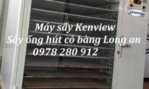 Kenview tiếp tục cung cấp máy sấy ống hút cỏ bàng tại Long An. 0978 280 912