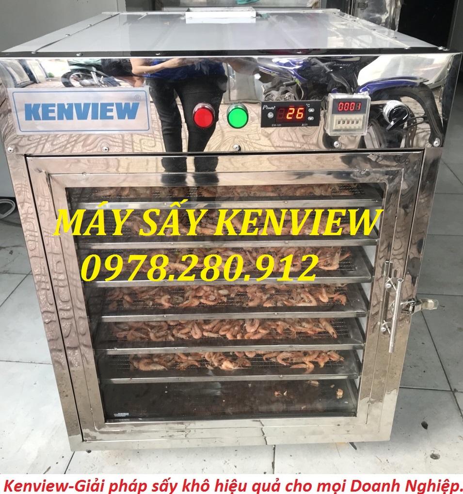 Kenview cung cấp máy sấy tôm khô tại Quảng Nam. 0978 280 912