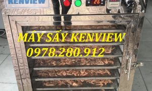 Kenview cung cấp máy sấy hải sản sấy tôm khô tại TPHCM. 0978.280.912