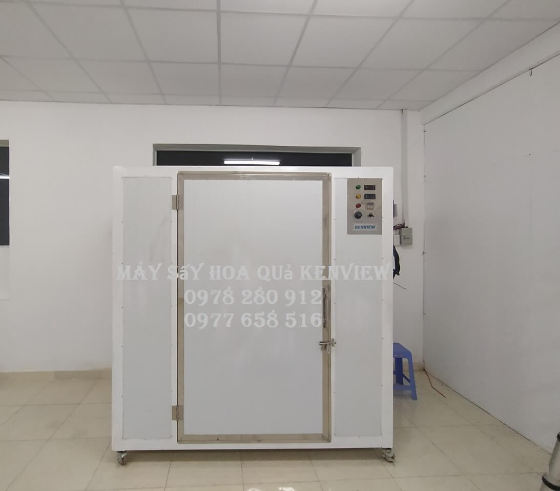 Máy sấy Kenview tại Quảng Nam, máy sấy rau củ quả làm tinh bột