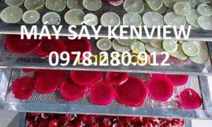 Kenview cung cấp máy sấy hoa quả tại Bảo Lộc cho khách cũ. 0978.280.912