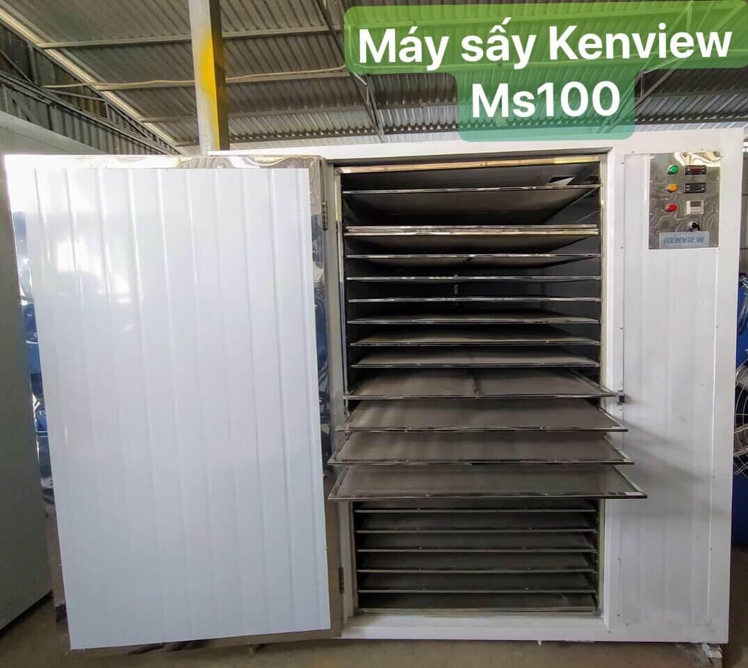 Máy sấy nông sản Kenview , Máy sấy hạt sen tại Quảng Nam.