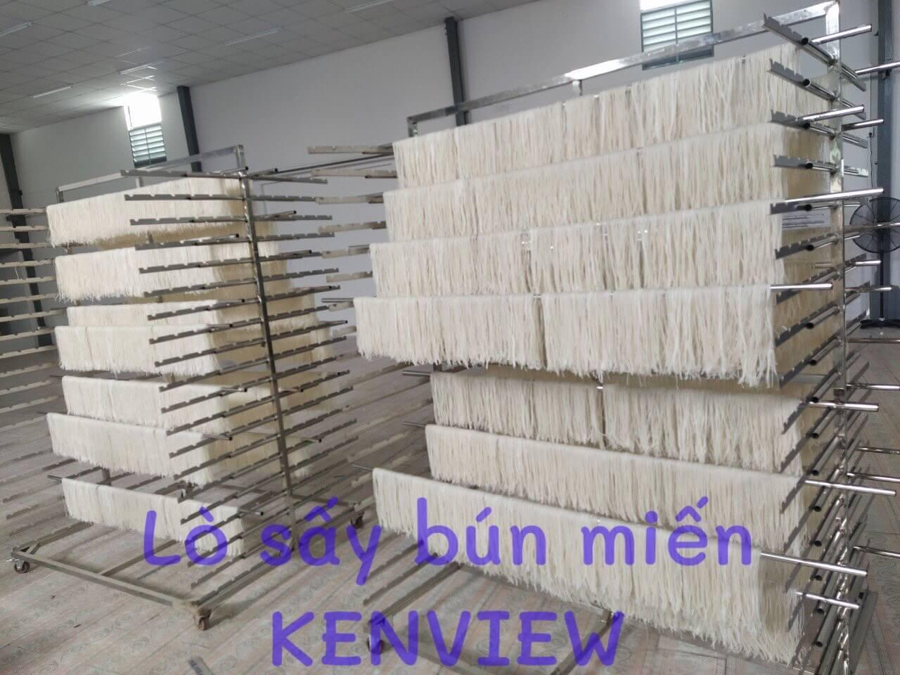 Kenview cung cấp máy sấy bún, mì tại Quảng Trị 0978 280 912