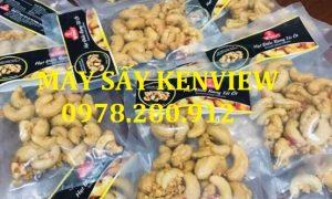 Kenview cung cấp máy sấy nông sản-Khách Bình Phước sấy hạt điều.0978.280.912