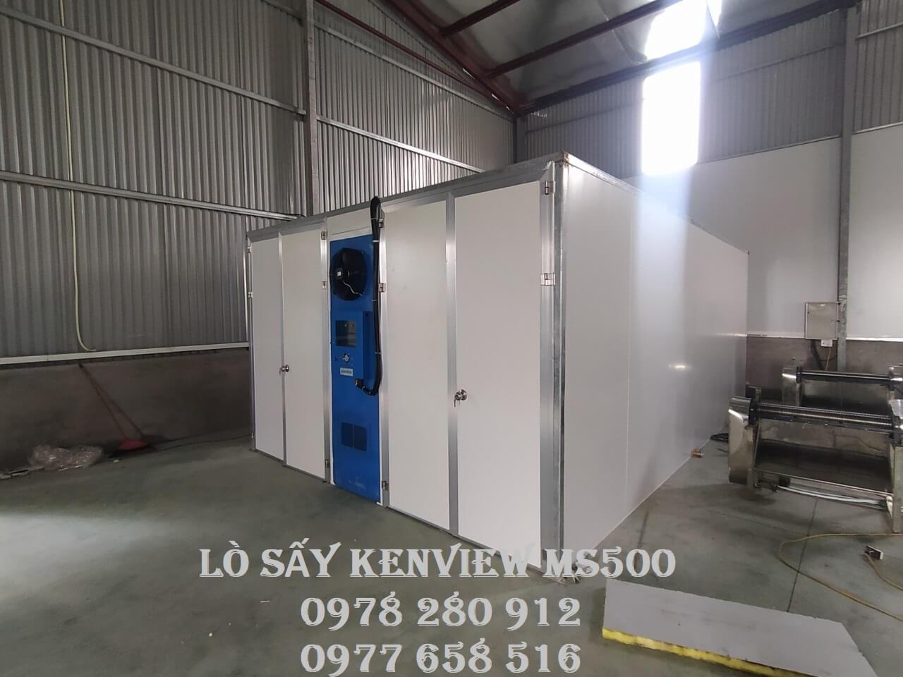 Máy sấy Kenview MS500