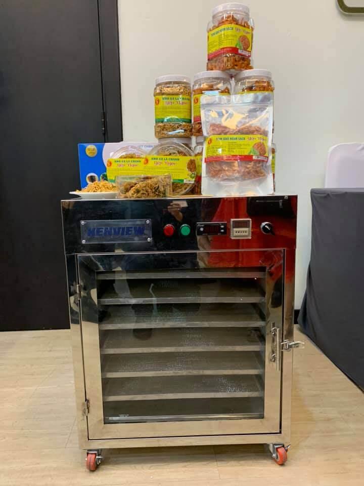 Máy sấy tiêu công suất 20kg/mẻ
