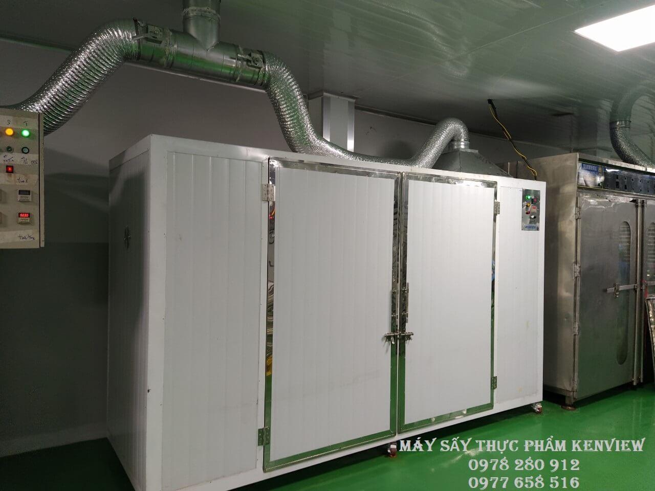 máy sấy thực phẩm Kenview MS200