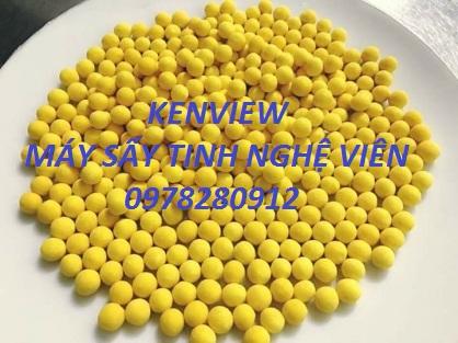 Máy sấy thực phẩm Kenview-cung cấp máy sấy tinh bột nghệ viên tại Quảng Trị.