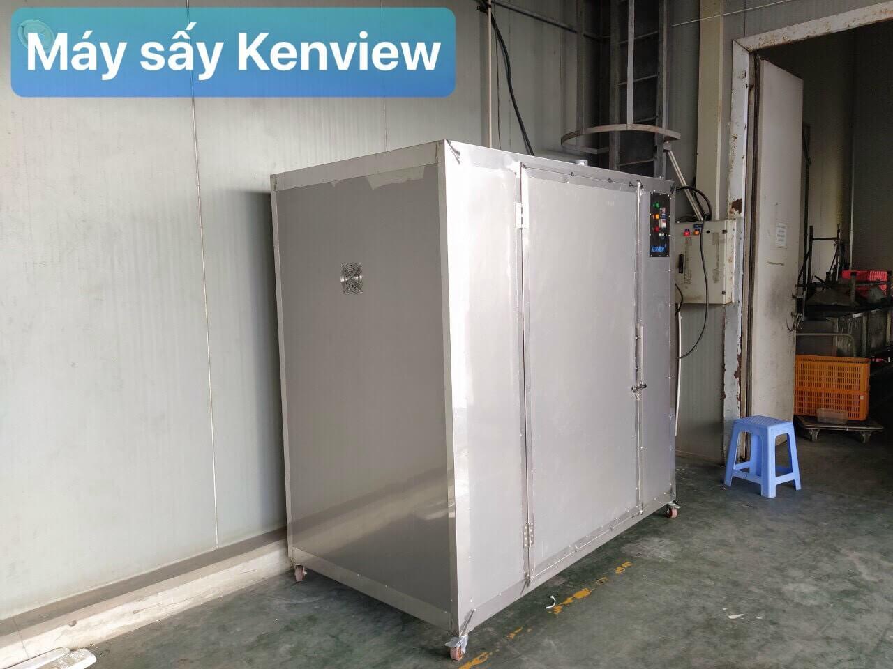 Máy sấy thực phẩm Kenview Ms100 Inox 304